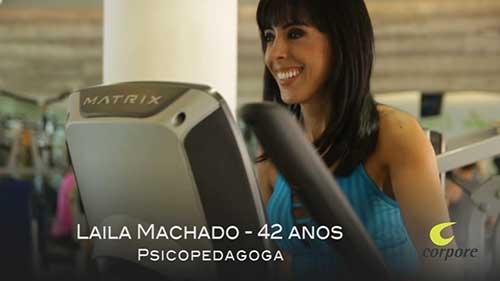 Saia do Sedentarismo - Academia Corpore Laila Machado